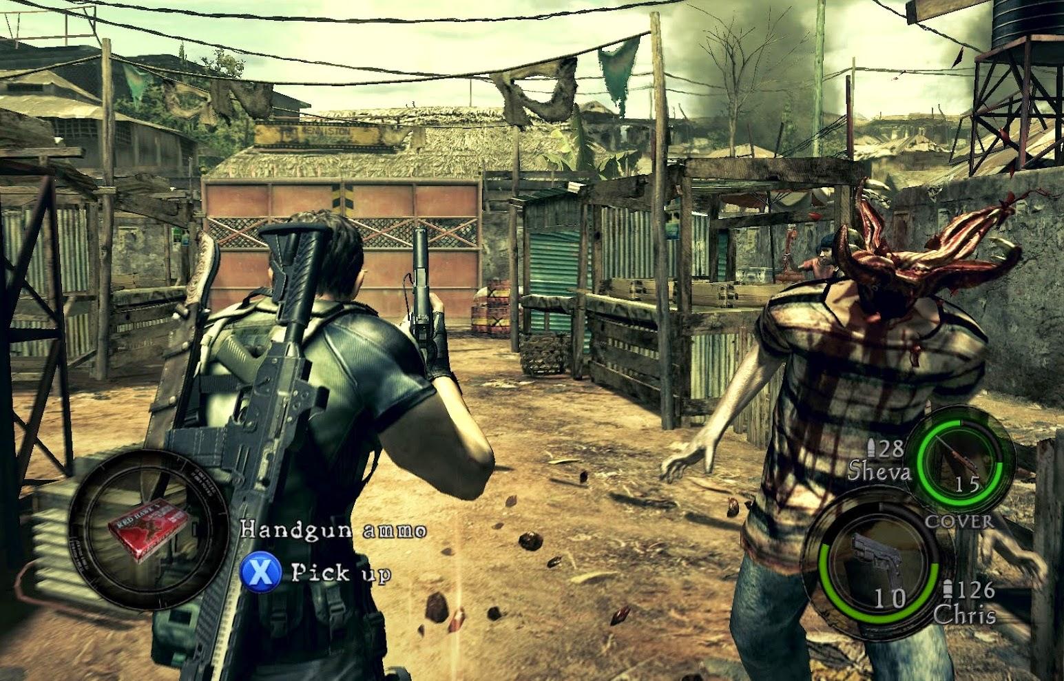 resident evil 5 game pc free download full version